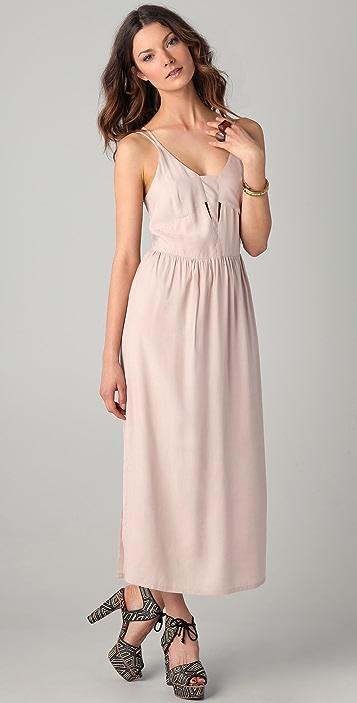 Something Else Tangle Back Dress