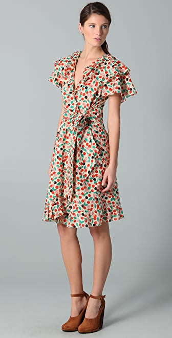 Sonia Rykiel Fruits Defendus Dress