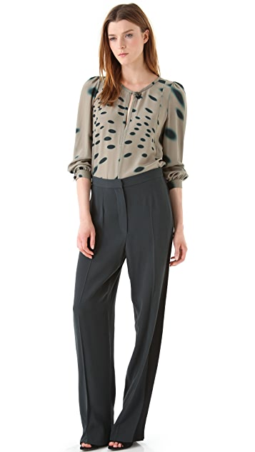 Sonia Rykiel Wide Leg Pants