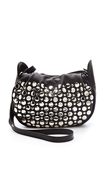 Sonia Rykiel Domino Studded Mini Bag