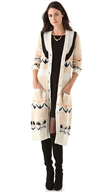 Sonia Rykiel Cardigan Sweater