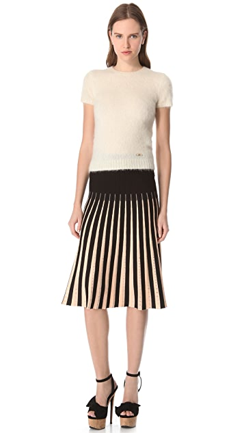 Sonia Rykiel Skirt with Crystals