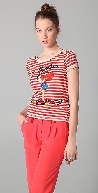 Sonia by Sonia Rykiel Print T-Shirt
