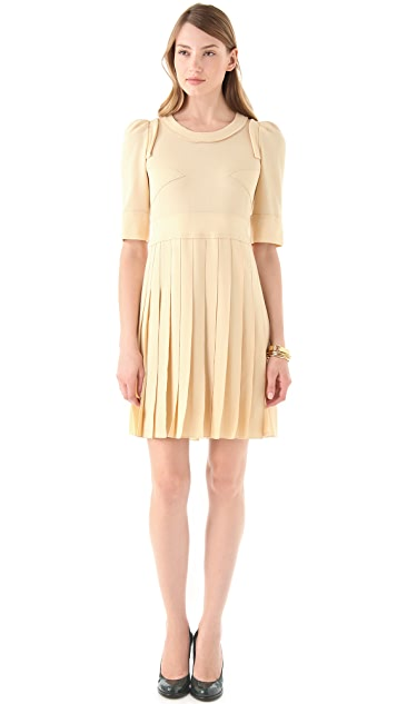 Sonia by Sonia Rykiel Open Back Dress