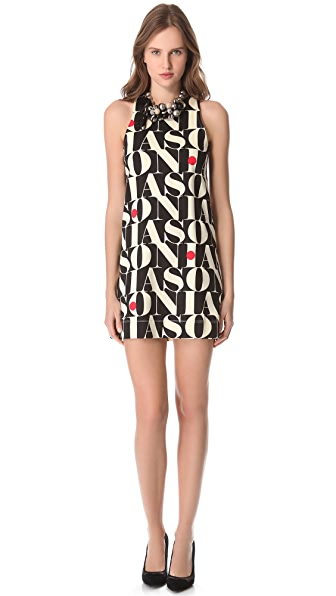 Sonia by Sonia Rykiel Sonia Print Dress