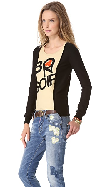 Sonia by Sonia Rykiel Bonsoir Sweater