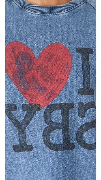 Sonia by Sonia Rykiel Print Sweatshirt