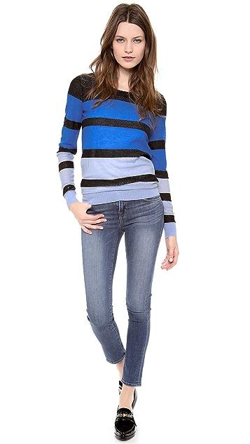 Sonia by Sonia Rykiel Striped Pullover