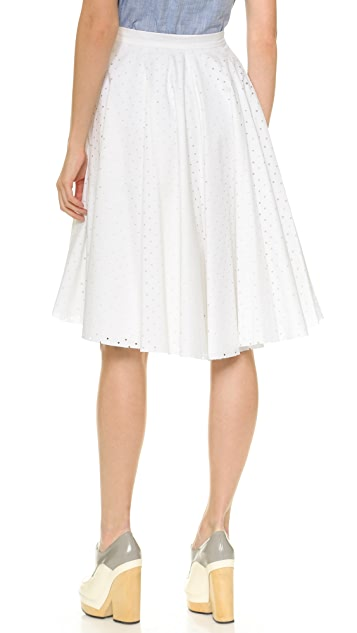 Sonia by Sonia Rykiel Skirt with Holes