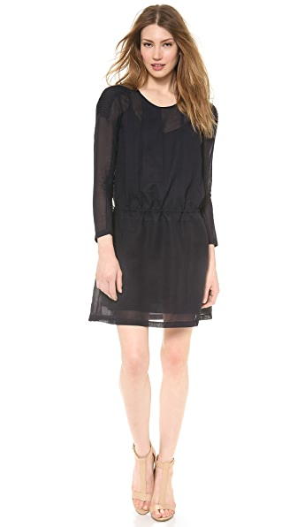 Sonia by Sonia Rykiel Tie Waist Dress