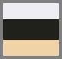 Black/White/Gold
