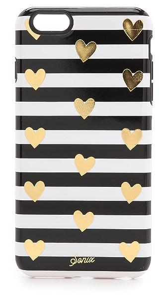 Sonix Heart Stripe iPhone 6 Plus / 6s Plus Case