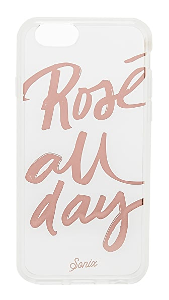 Rose All Day iPhone Case