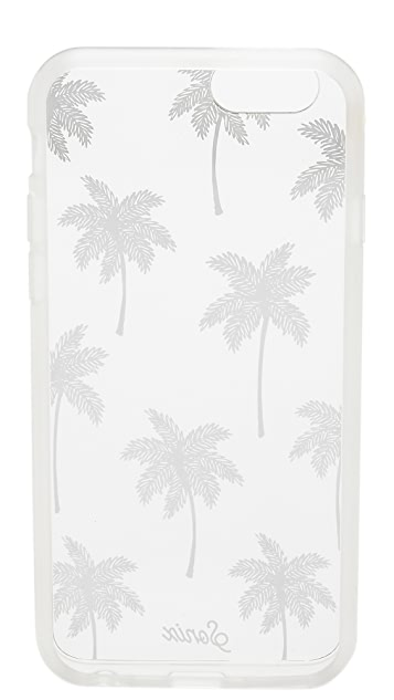 Sonix Palm Beach Transparent iPhone 6 / 6s Case