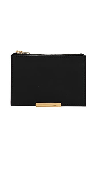 Sophie Hulme Small Zip Pouch Wallet