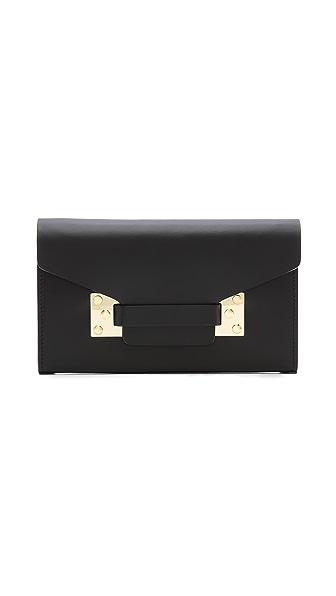 Sophie Hulme Envelope Wallet