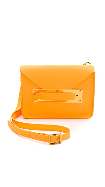 Sophie Hulme Mini Envelope Bag