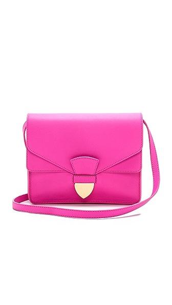 Sophie Hulme Spear Tab Handbag