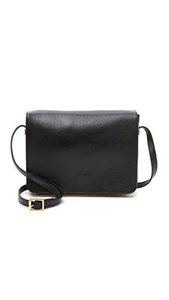 Sophie Hulme Square Satchel Bag