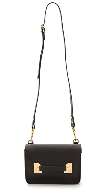 Sophie Hulme Mini Envelope Bag