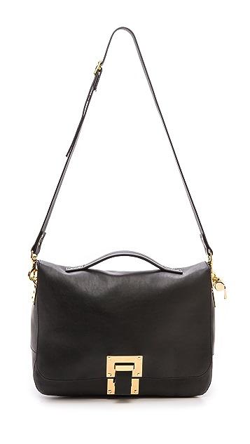 Sophie Hulme Soft Flap Bag