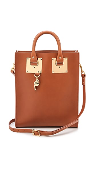 Sophie Hulme Mini Tote Bag