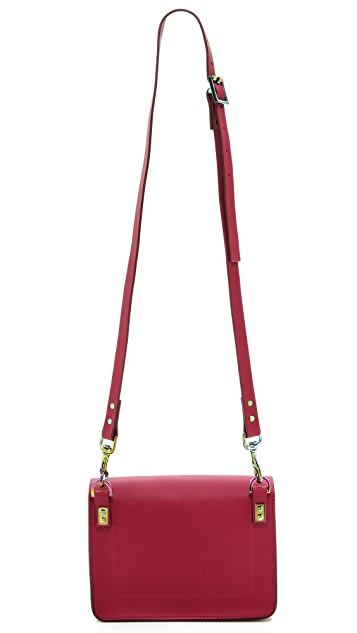 Sophie Hulme Chain Envelope Bag