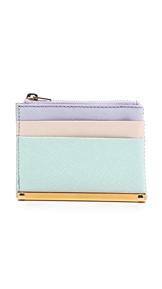 Sophie Hulme Card Zip Holder