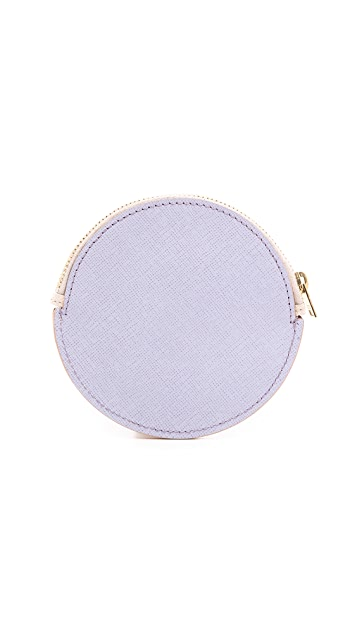 Sophie Hulme Monster Round Pouch