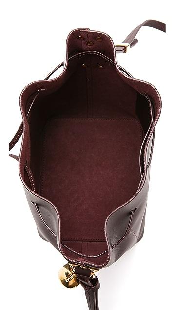 Sophie Hulme Small Bucket Bag