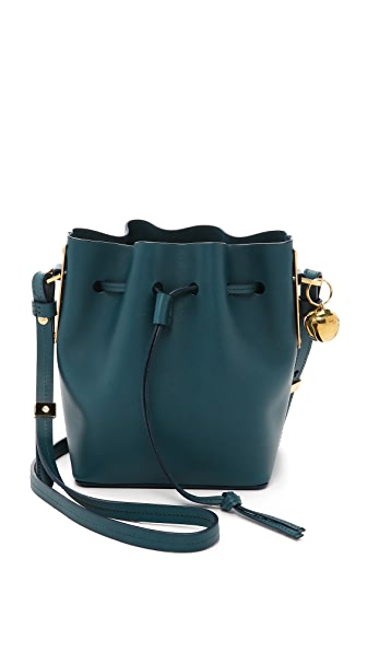 Sophie Hulme Nano Bucket Bag