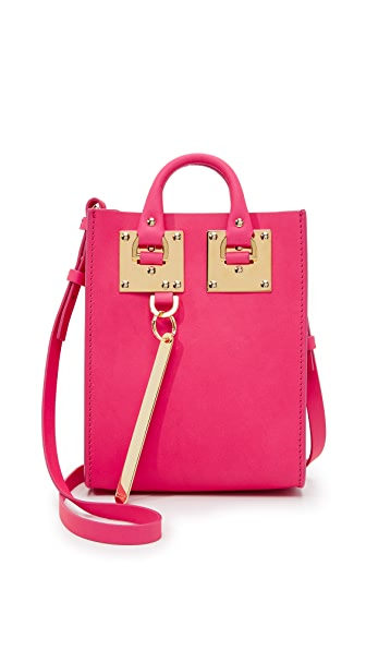 Sophie Hulme Nano Tote Bag
