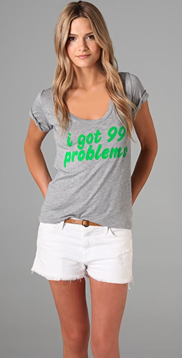 Sophomore 99 Problems Tee