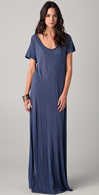 Sophomore Maxi T-Shirt Dress