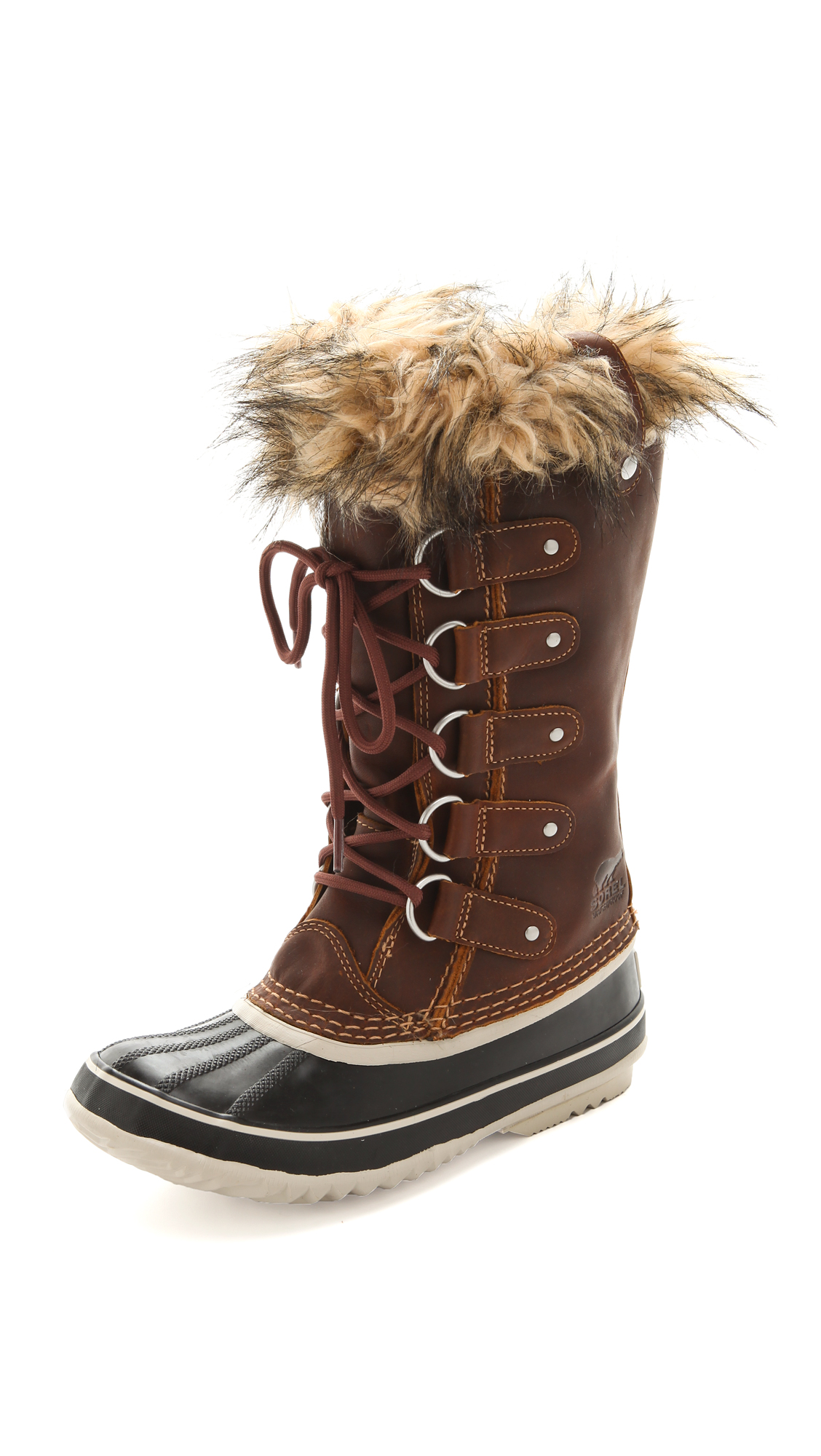 cheaper competitive price aliexpress Sorel Joan of Arctic Premium Boots with Removable Lining ...