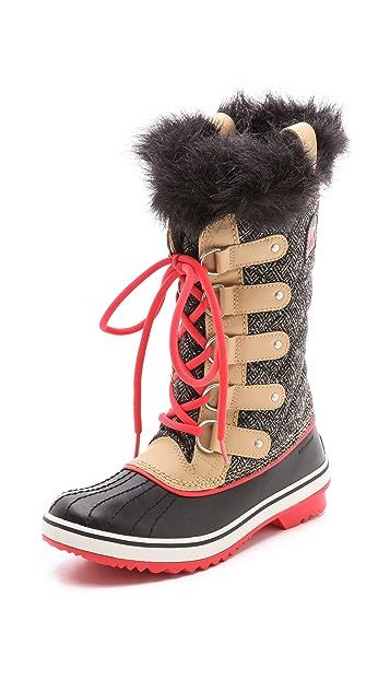 Sorel Tofino Herringbone Boots