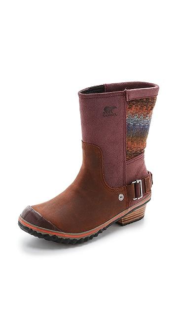 Sorel Slimshortie Boots