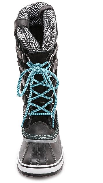 Sorel Joan of Arctic Knit Boots
