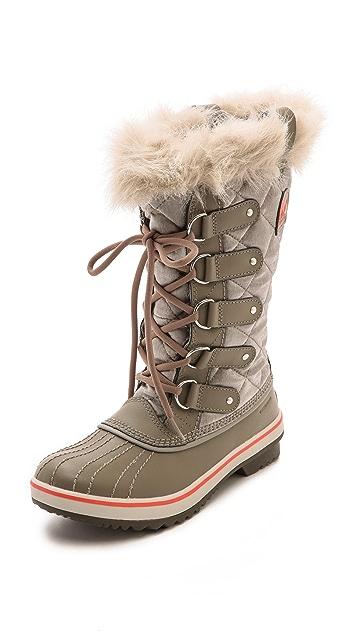 Sorel Tofino Faux Fur Lined Boots