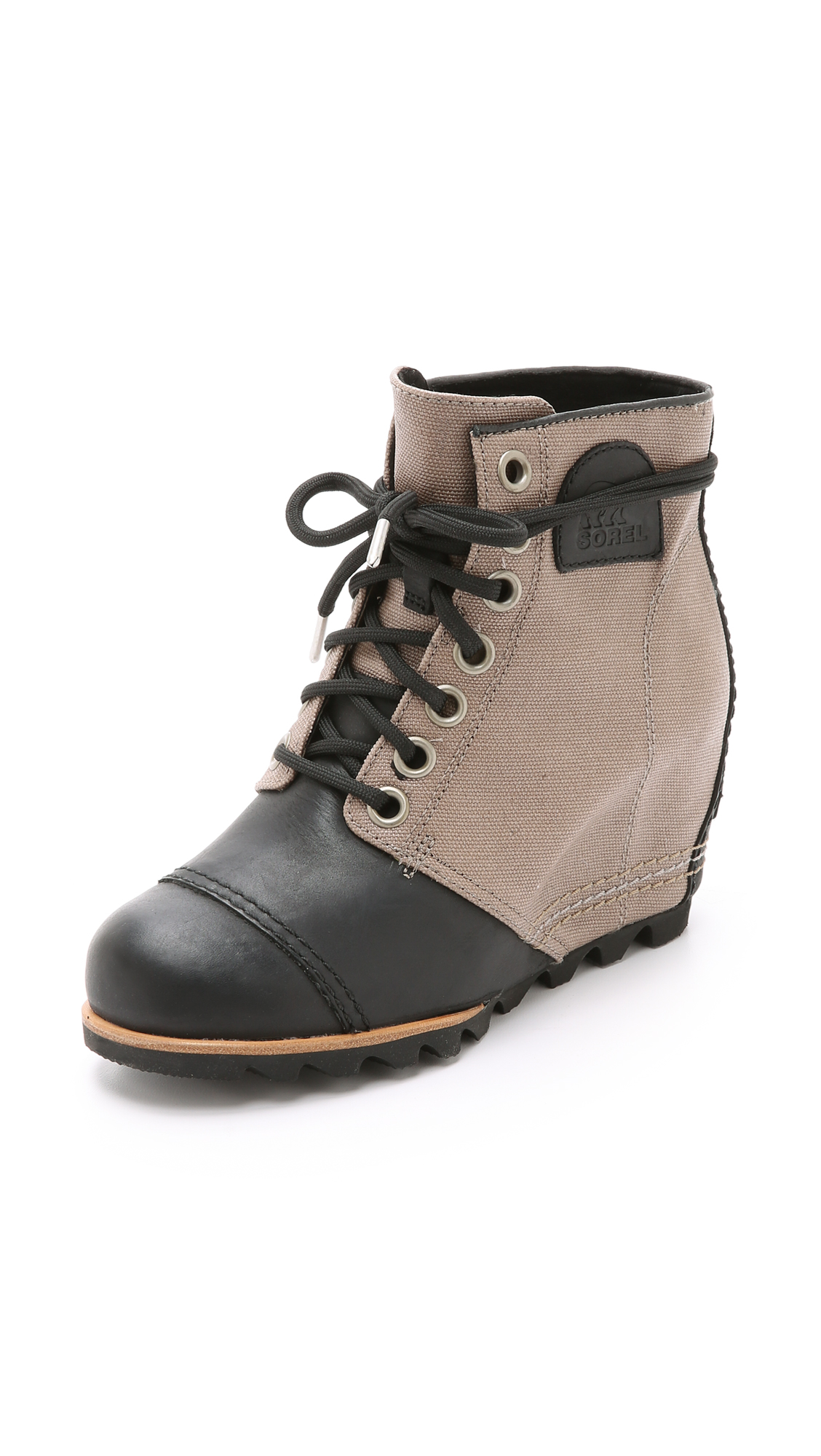 33ffe61e46b1 Sorel 1964 Premium Wedge Booties on PopScreen