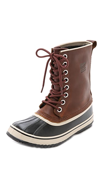 sorel 1964 premium leather boots shopbop