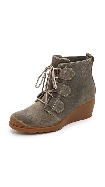Sorel Toronto Lace Up Booties
