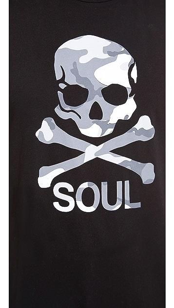 SoulCycle Soul Slashed Back Tank