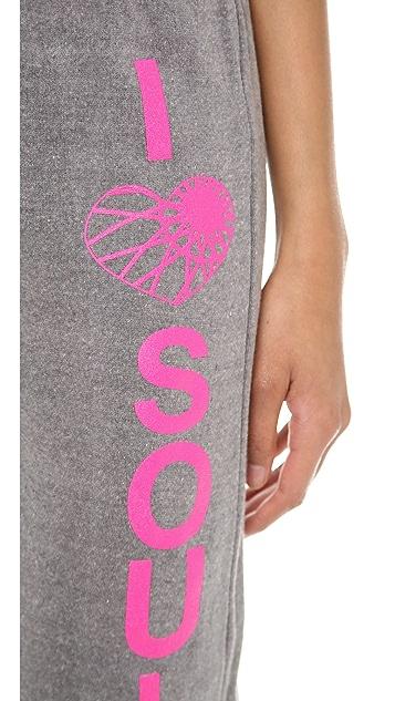 SoulCycle I Heart Soul Sweatpants