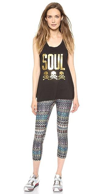 SoulCycle Soul Triple Skull Tank