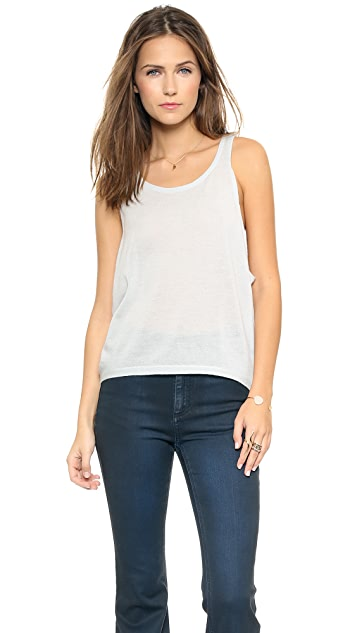 SOYER Cashmere Luxe Tank