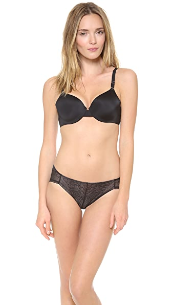 SPANX Bra-llywood Hills Side Slimming Underwire Bra