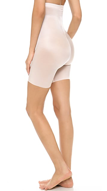 SPANX Skinny Britches High Waisted Shorts
