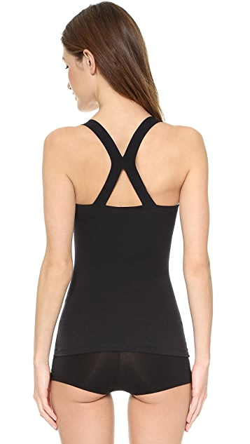 SPANX Strappy Go Lucky Racer Back Tank