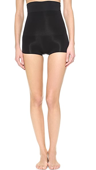 SPANX Haute Contour High Waisted Shorty Shaper